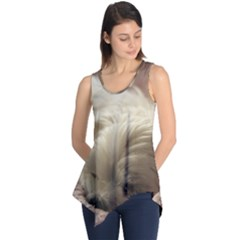 Maltese Sleeping Sleeveless Tunic