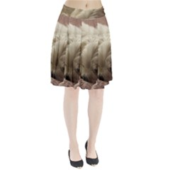 Maltese Sleeping Pleated Skirt