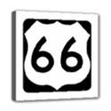 U.S. Route 66 Mini Canvas 8  x 8  View1