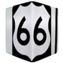 U.S. Route 66 Apple iPad 3/4 Flip Case View4