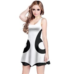 U.S. Route 66 Reversible Sleeveless Dress