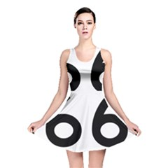 U.S. Route 66 Reversible Skater Dress