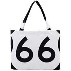 U.S. Route 66 Mini Tote Bag