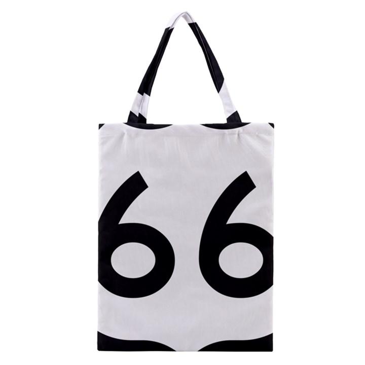 U.S. Route 66 Classic Tote Bag