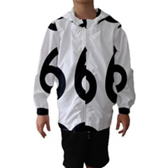 U S  Route 66 Hooded Wind Breaker (kids)