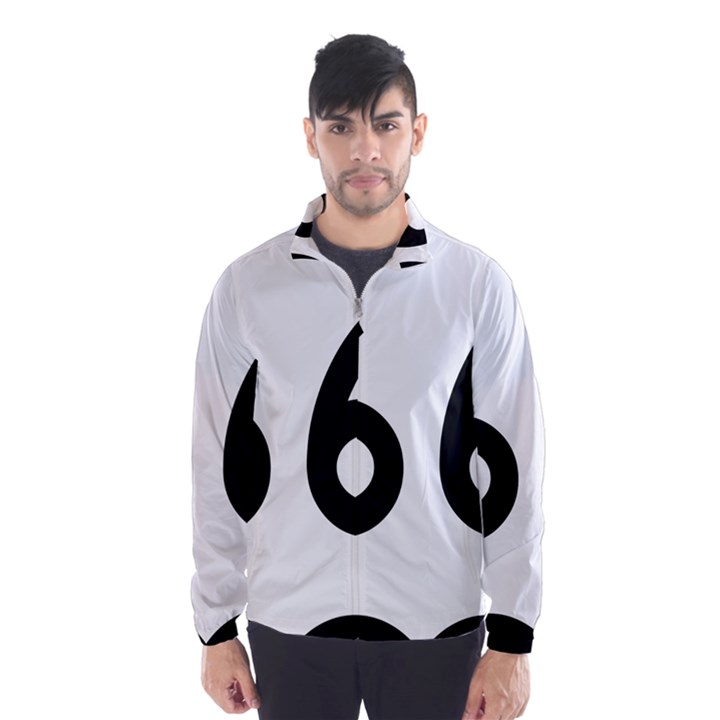 U.S. Route 66 Wind Breaker (Men)