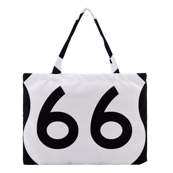 U.S. Route 66 Medium Tote Bag