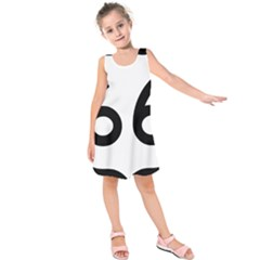 U S  Route 66 Kids  Sleeveless Dress