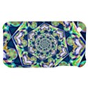 Power Spiral Polygon Blue Green White Apple iPhone 3G/3GS Hardshell Case View1