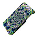 Power Spiral Polygon Blue Green White Apple iPhone 3G/3GS Hardshell Case View4