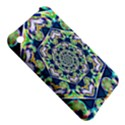Power Spiral Polygon Blue Green White Apple iPhone 3G/3GS Hardshell Case View5