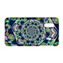 Power Spiral Polygon Blue Green White HTC Evo Design 4G/ Hero S Hardshell Case  View1