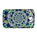 Power Spiral Polygon Blue Green White HTC ChaCha / HTC Status Hardshell Case  View1