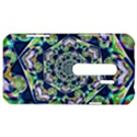 Power Spiral Polygon Blue Green White HTC Evo 3D Hardshell Case  View1
