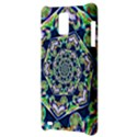 Power Spiral Polygon Blue Green White Samsung Infuse 4G Hardshell Case  View3