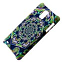 Power Spiral Polygon Blue Green White Samsung Infuse 4G Hardshell Case  View4