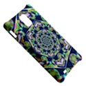 Power Spiral Polygon Blue Green White Samsung Infuse 4G Hardshell Case  View5