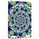 Power Spiral Polygon Blue Green White Kindle Touch 3G View2