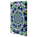Power Spiral Polygon Blue Green White Apple iPad 3/4 Hardshell Case View3