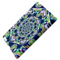 Power Spiral Polygon Blue Green White Apple iPad 3/4 Hardshell Case View4
