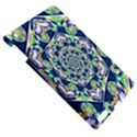 Power Spiral Polygon Blue Green White Apple iPad 3/4 Hardshell Case View5