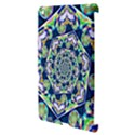 Power Spiral Polygon Blue Green White Apple iPad 3/4 Hardshell Case (Compatible with Smart Cover) View3
