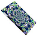 Power Spiral Polygon Blue Green White Apple iPad 3/4 Hardshell Case (Compatible with Smart Cover) View5