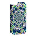 Power Spiral Polygon Blue Green White Apple iPhone 5 Hardshell Case (PC+Silicone) View2