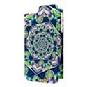 Power Spiral Polygon Blue Green White Apple iPhone 5 Hardshell Case (PC+Silicone) View3