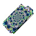 Power Spiral Polygon Blue Green White Apple iPhone 5 Hardshell Case (PC+Silicone) View4