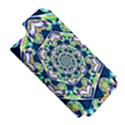 Power Spiral Polygon Blue Green White Apple iPhone 5 Hardshell Case (PC+Silicone) View5