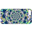 Power Spiral Polygon Blue Green White Apple iPhone 5 Classic Hardshell Case View1