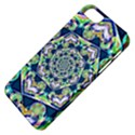 Power Spiral Polygon Blue Green White Apple iPhone 5 Classic Hardshell Case View4