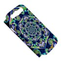 Power Spiral Polygon Blue Green White Samsung Galaxy S III Hardshell Case (PC+Silicone) View5