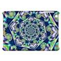 Power Spiral Polygon Blue Green White Apple iPad Mini Hardshell Case View1