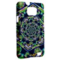 Power Spiral Polygon Blue Green White Samsung Galaxy S II i9100 Hardshell Case (PC+Silicone) View2