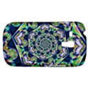 Power Spiral Polygon Blue Green White Samsung Galaxy S3 MINI I8190 Hardshell Case View1