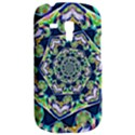 Power Spiral Polygon Blue Green White Samsung Galaxy S3 MINI I8190 Hardshell Case View2