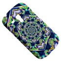 Power Spiral Polygon Blue Green White Samsung Galaxy S3 MINI I8190 Hardshell Case View5