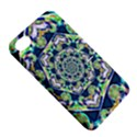 Power Spiral Polygon Blue Green White Apple iPhone 4/4S Hardshell Case with Stand View5
