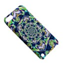 Power Spiral Polygon Blue Green White Apple iPod Touch 5 Hardshell Case with Stand View5