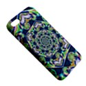 Power Spiral Polygon Blue Green White Apple iPhone 5 Premium Hardshell Case View5