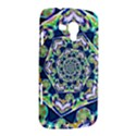 Power Spiral Polygon Blue Green White Samsung Galaxy Duos I8262 Hardshell Case  View2