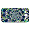 Power Spiral Polygon Blue Green White Samsung Galaxy Mega 5.8 I9152 Hardshell Case  View1