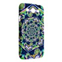Power Spiral Polygon Blue Green White Samsung Galaxy Mega 5.8 I9152 Hardshell Case  View2
