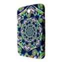 Power Spiral Polygon Blue Green White Samsung Galaxy Note 8.0 N5100 Hardshell Case  View3