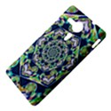 Power Spiral Polygon Blue Green White Sony Xperia SP View4