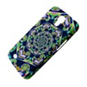 Power Spiral Polygon Blue Green White Samsung Galaxy Mega 6.3  I9200 Hardshell Case View4