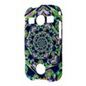 Power Spiral Polygon Blue Green White Samsung Galaxy S7710 Xcover 2 Hardshell Case View3