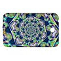 Power Spiral Polygon Blue Green White Samsung Galaxy Tab 3 (7 ) P3200 Hardshell Case  View1